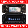 REPAIR YOUR Chrysler Jeep Dodge Navigation RDS Radio and CD Player RB1 RB4 2004 2005 2006 2007