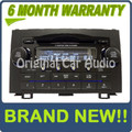 07 08 09 10 Honda CRV Radio MP3 & 6 CD Changer 1XN0