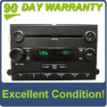 06 07 08 09 10 FORD Explorer Sport Trac MERCURY Mountaineer Sirius Satellite Radio MP3 Disc CD Player