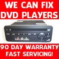 04-11 REPAIR ONLY Nissan Infiniti DVD Player Entertainment System Quest Armada Pathfinder QX56 FX45 FX35 28184 7S110 28184 ZC30A 28184 7S000
