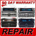 REPAIR 07 - 09 GMC Acadia Yukon Chevy Malibu CD Changer FIX