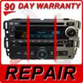 REPAIR 07 - 12 Chevy GMC Buick Pontiac Dual DVD CD Changer FIX