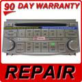 TOYOTA Avalon 6 Disc Changer CD Player Repair Service