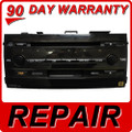 Fix TOYOTA Prius 6 Disc Changer CD Player Repair Service OEM