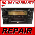 REPAIR SERVICE FIX Toyota JBL Radio Single CD Player OEM