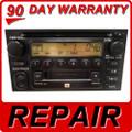 REPAIR SERVICE FIX Toyota JBL Radio Single CD Player OEM