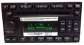 6L8T-18C815-FD FORD MERCURY Audiophile 6 CD Radio Player