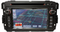 2007 2008 2009 GMC Suzuki Vitara XL-7 Radio Navigation CD Player