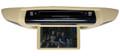SUBARU Tribeca DVD Player Rear Entertainment System LCD Display Screen Monitor BEIGE 86255XA00AEU 86255XA00BEU 2006 2007 2008 2009 2010 2011 OEM With Lights