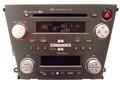 86201-AG67A SUBARU Legacy Radio 6 MP3 CD Player 07 08