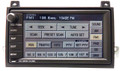 4W1T-18C985-AC LINCOLN Town Car Navigation Radio 2004