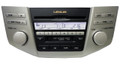 2005 2006 Lexus RX330 RX400h Radio 6 CD Player 05 06 AP6860 P6847