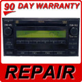 Repair Service Toyota Scion Audio AM FM Radio CD Player Fix