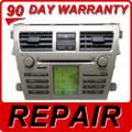 Repair Service Toyota Yaris Radio CD Player OEM 11814 11839