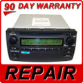 Repair Service Toyota Corolla CD Player A51802 A56821 A51813