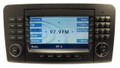 MERCEDES-BENZ ML Class Navigation GPS Radio Stereo Satellite ML320 ML350 ML430 ML450 ML500 ML550 2006 2007 2008