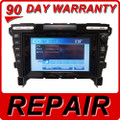 07 08 09 10 11 12 13 REPAIR MAZDA CX-7 Navigation Radio 6 CD Changer 2007 2008 2009 2010 2011 2012 2013