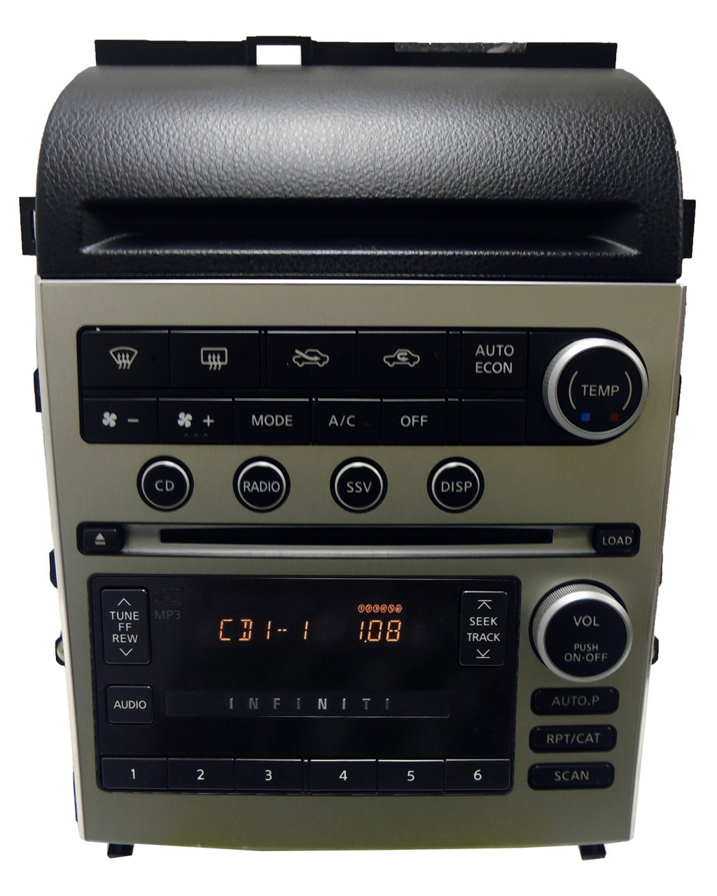 how to fix cd player that distortion