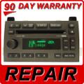 REPAIR LINCOLN Town Car Radio 6 CD Disc Changer 03 04 05 06 07 08 09 10 11