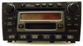 Lexus IS300 Radio 6 Disc Changer cd tape cassette player 16826