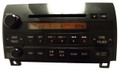 AD1806 Toyota Tundra Sequoia radio 6 disc changer cd player