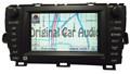 E7022 Toyota Prius jbl navigation gps system radio 2010 2011