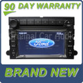 Ford navigation touch screen radio MP3 6 disc CD changer stereo