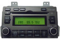 2007 2008 Hyundai Azera INFINITY SAT Radio Stereo 6 Disc Changer MP3 CD Player GREY