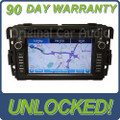 GMC Acadia Navigation Radio MP3 GPS Aux CD Changer OEM