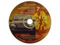 Mercedes-Benz Navigation Map Disc Version 2001.1 S0014-0007-109