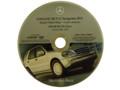 Mercedes-Benz Navigation Map Disc Version 2008-2009 S0014-0070-806 ML Series 2000-2005