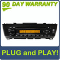 00 01 02 03 04 05 06 Nissan Sentra OEM AM FM Radio Stereo Single CD Player AUX Remote Changer Controls 4 Speaker 100 Watt System CY620 CY08B