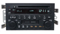Buick Radio Tape Cassette Deck CD Player RDS Stereo OEM