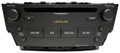 LEXUS IS250 IS-250 IS350 IS-350 IS-F Radio 6 Disc Changer CD Player SAT P1801 2006 2007 2008
