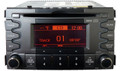 10 11 Kia SOUL Radio MP3 XM Sirius Sat Bluetooth CD Player