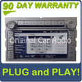 AL7T-18K931-AD Lincoln NAVIGATOR Navigation Radio CD Player