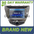 Hyundai ELANTRA Navigation Radio XM Satellite CD Player