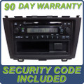 07 08 09 Honda CRV CR-V Radio MP3 AUX CD Player