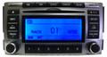 HYUNDAI Santa Fe Radio Stereo MP3 CD Player XM Satelite Radio Bluetooth 2010 2011 2012
