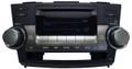 2011 2012 Toyota HIGHLANDER OEM Radio AUX MP3 CD Player Receiver 518AR 86120-48M30-C0