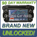 Unlocked GMC Chevy Pontiac Radio Navigation GPS CD Player