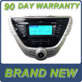 NEW 11 12 13 Hyundai ELANTRA Radio XM Satellite CD Player
