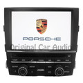 Porsche Cayenne Panamera Navigation System Radio CD Player