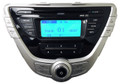 2011 2012 2013 Hyundai ELANTRA Radio XM Satellite CD Player