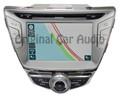Hyundai ELANTRA Navigation Radio XM Satellite CD Player