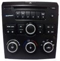 08 09 Pontiac G8 G-8 Radio CD Player AUX BLAUPUNKT Climate Controls 2008 2009