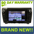 2010 2011 2012 2013 NEW Toyota Sequoia Tundra Navigation System GPS Bluetooth Radio AM FM CD Player E7026