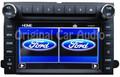 FORD Edge E150 F250 Navigation Radio XM Radio CD Player
