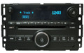Chevy HHR AUX Radio Stereo 6 Disc CD Player Blue Display