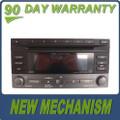 Re-Manufactured 08 09 10 11 12 13 14 Subaru Impreza 6 Disc CD Changer Sat XM Radio 86201FG640 NEW MECH